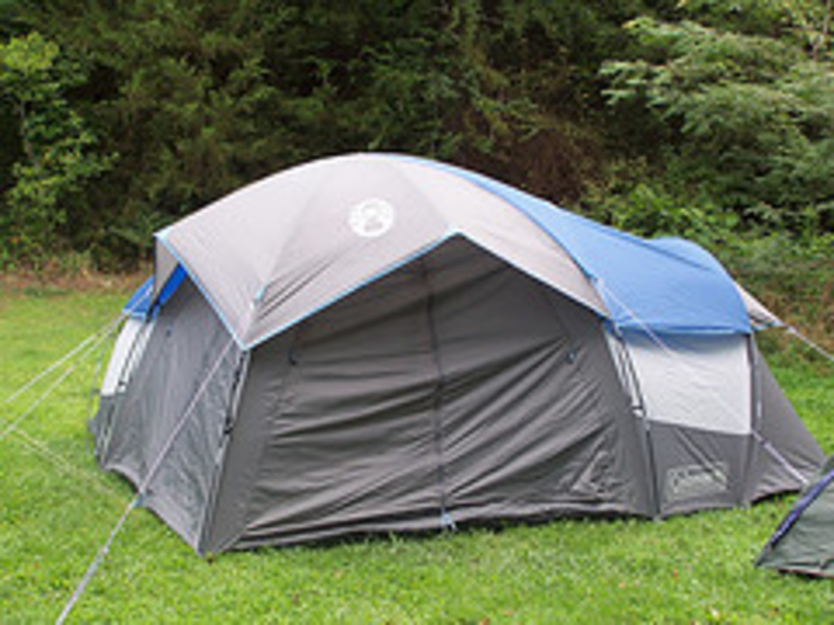 Camping is a fun filled adventure for the whole family!