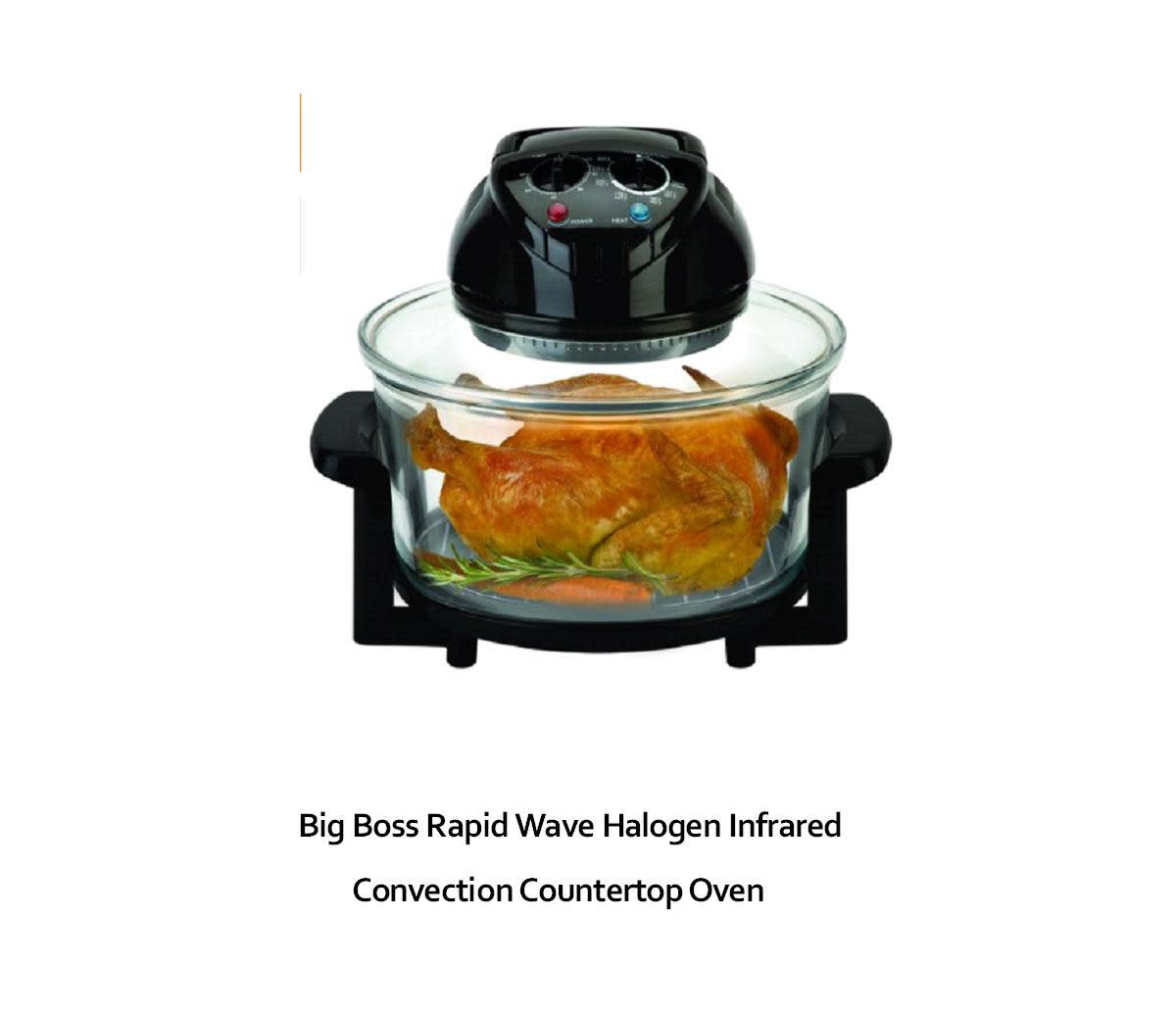 Big Boss Halogen Oven Review