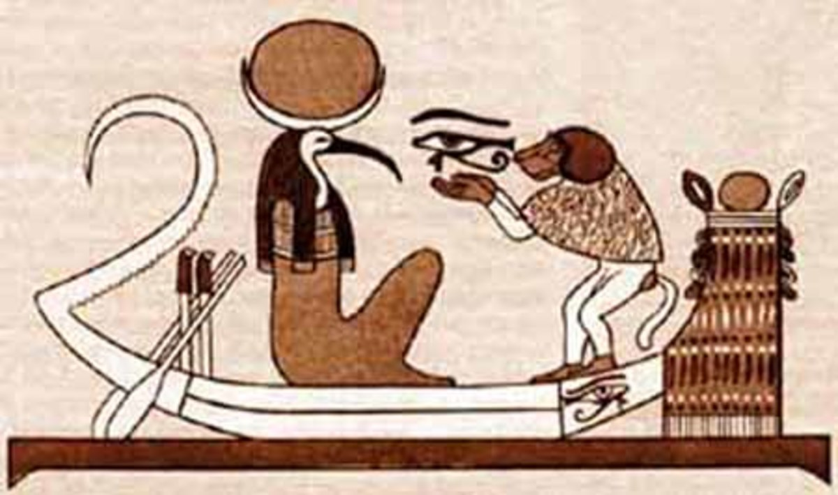 The Egyptian God Thoth: God of Writing, Magic and Science