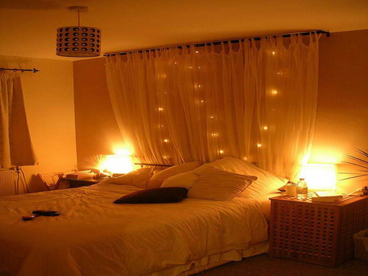 Romantic room ideas