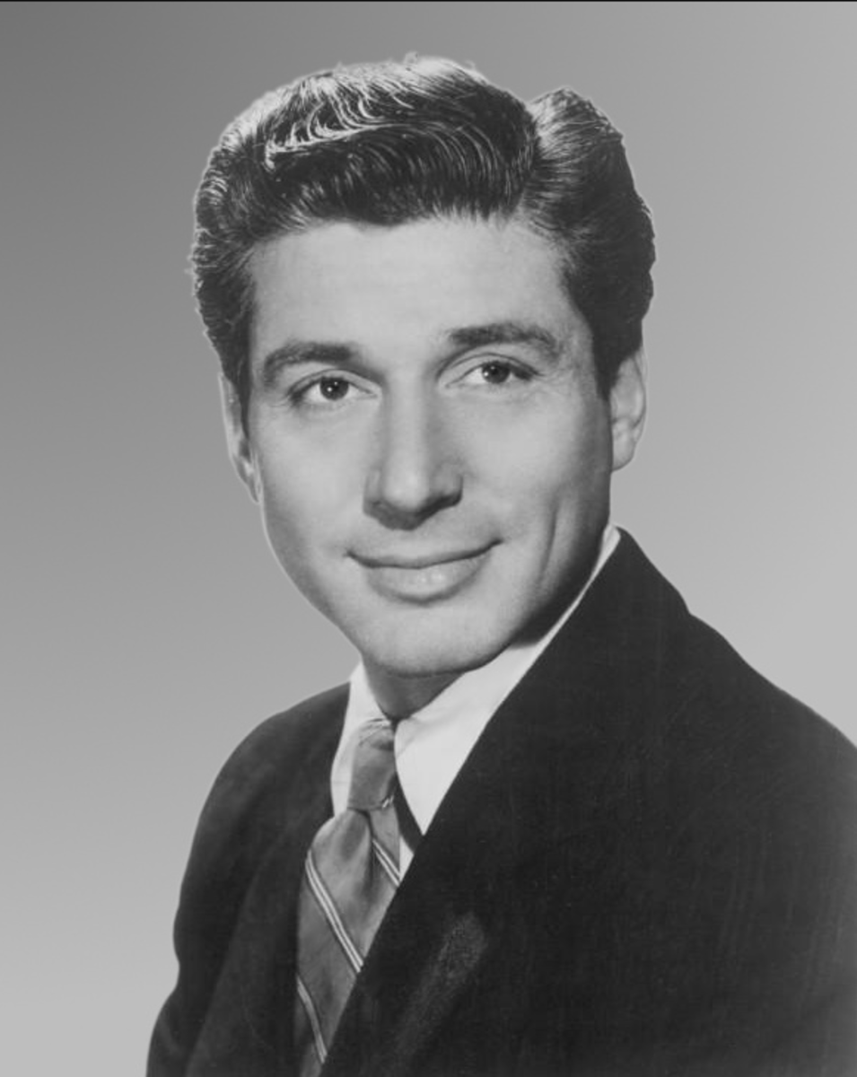 Publicity photo for the US Steel Hour on television August 1, 1956