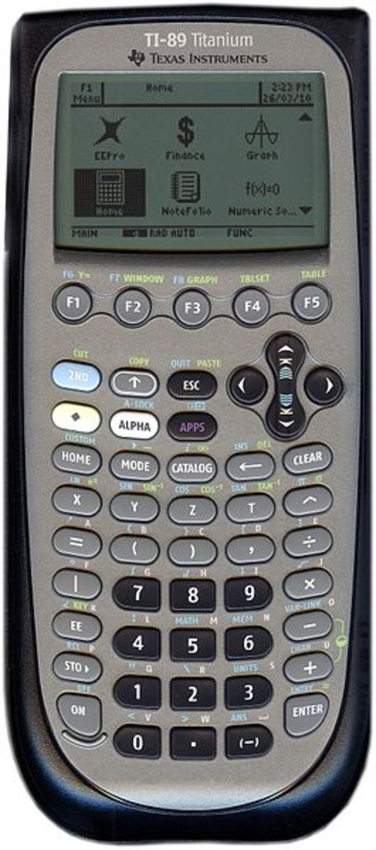 The Best TI-89 (and some TI-83) Games Ever