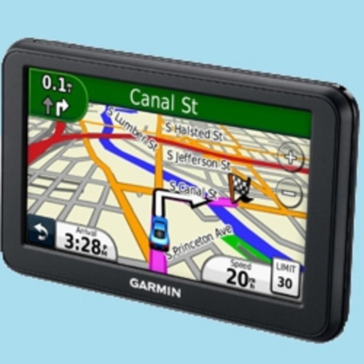 Garmin GPS Navigator for Travel