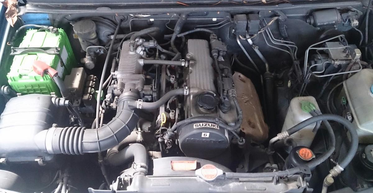 Car Engine Inspection