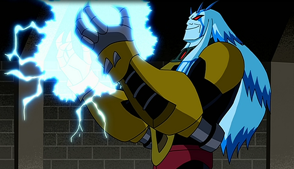 Aggregor image from Ben10 Ultimate Alien