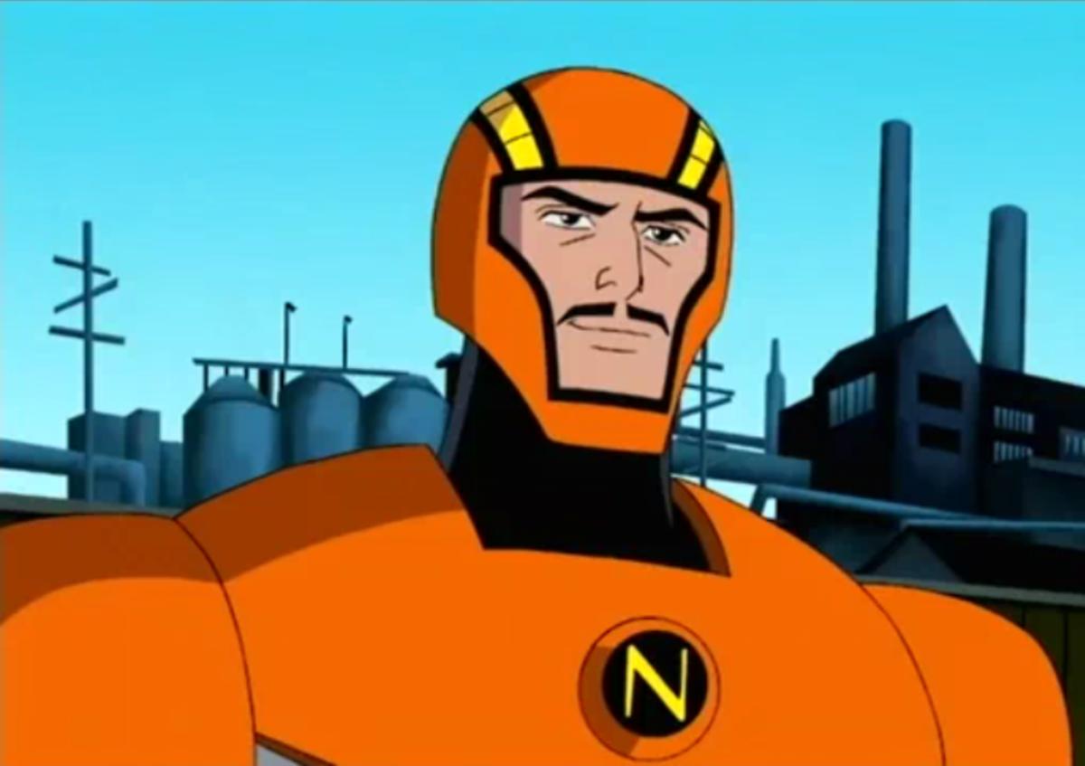 Captain Nemesis