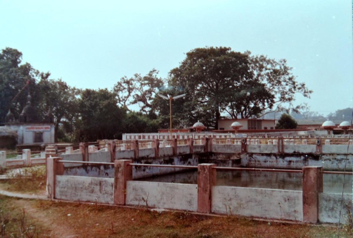Hot spring at Bakreswar, West Bengal 2