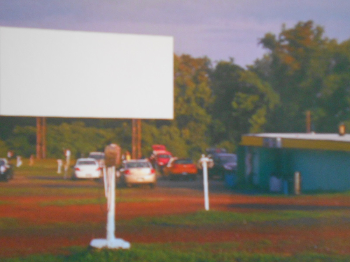 Drive-In Movies: Then and Now
