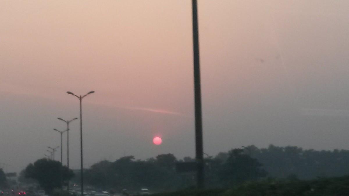 The 'Sunrise'