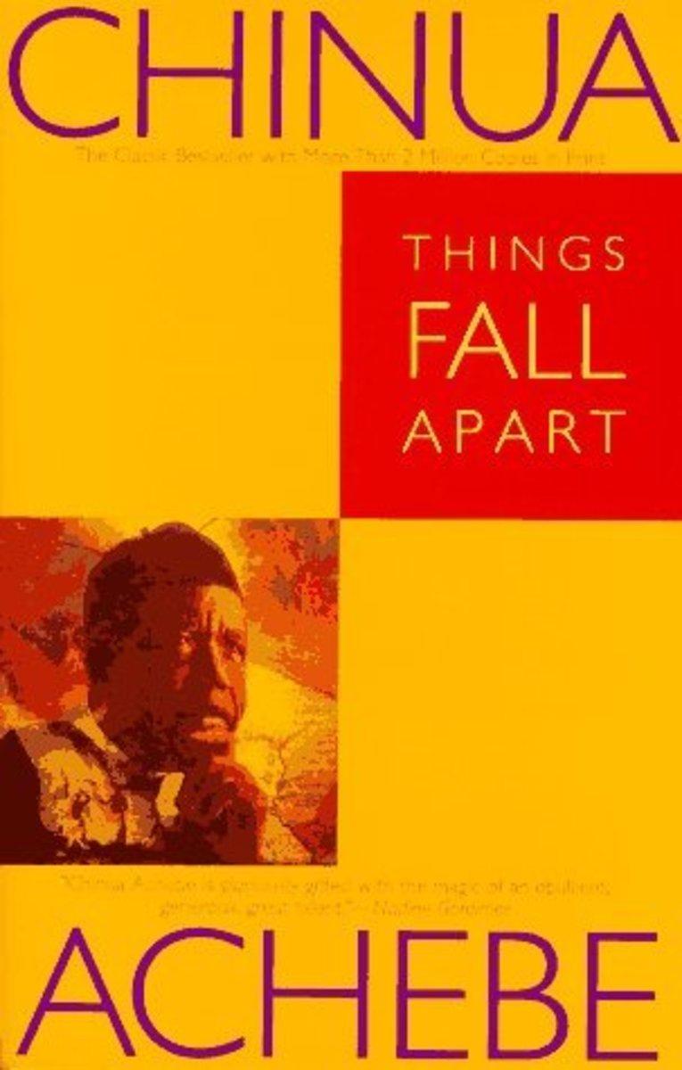 Nwoye From Things Fall Apart