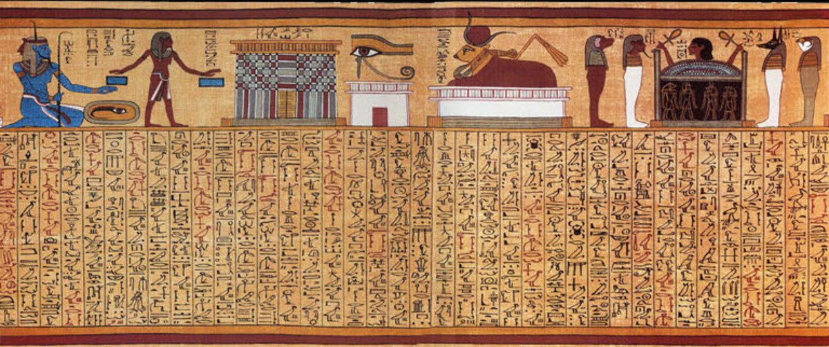The Egyptian Book of the Dead: A Road Map through Hell