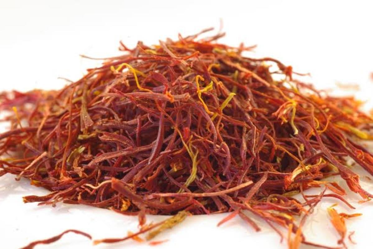 Saffron or kesar