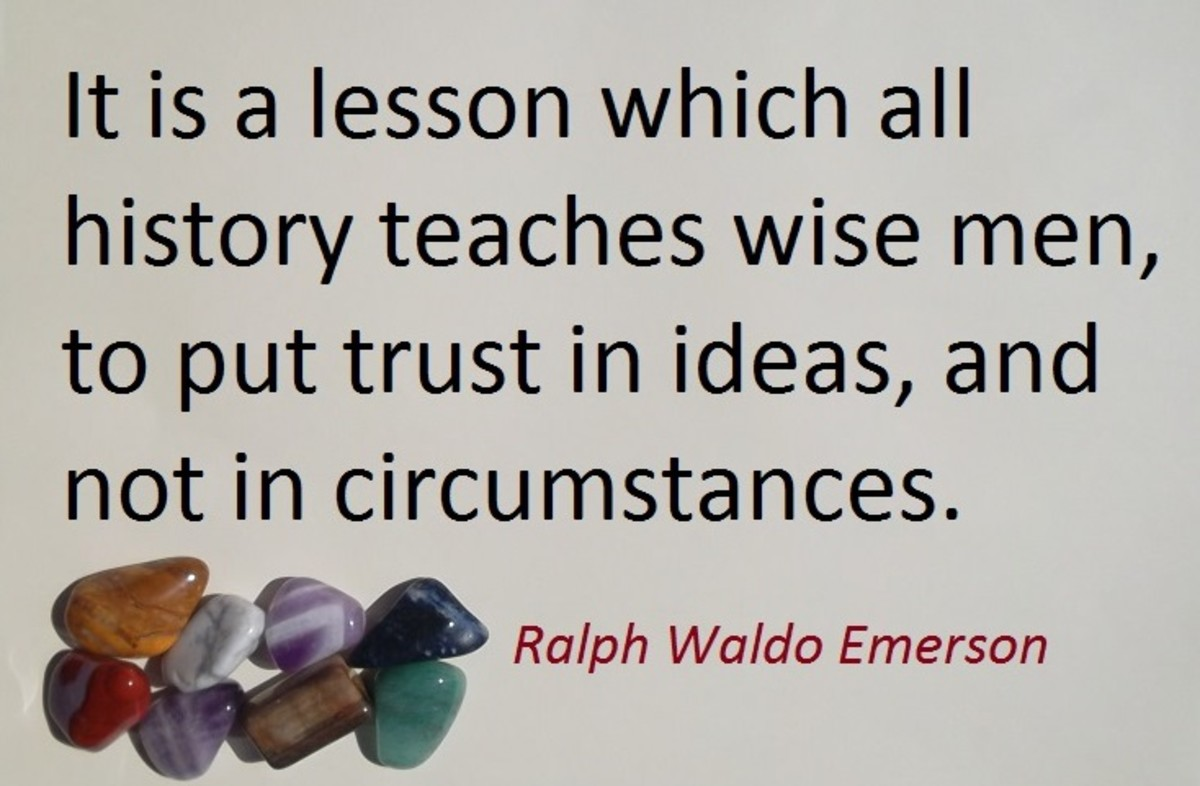 Ralph Waldo Emerson born May 25, 1803 to April 27 1882 was a famous American writer and poet.