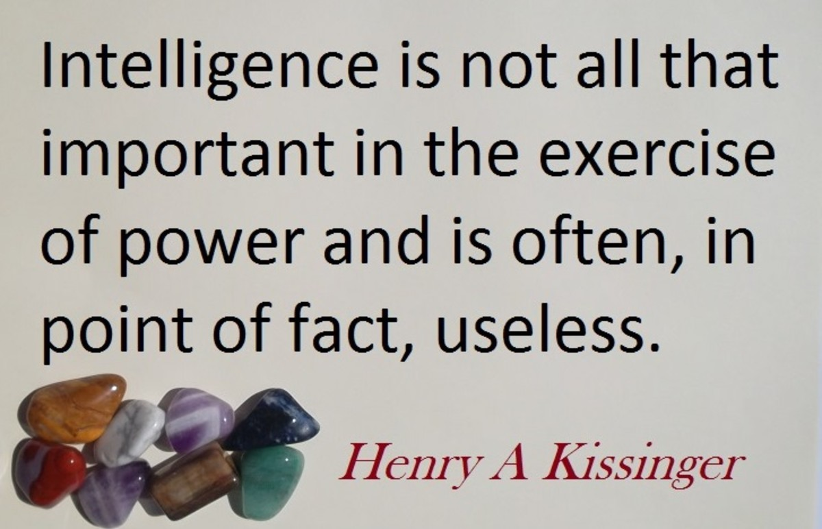Henry Alfred Kissinger born May 27, 1923 is a renowned American diplomat and political scientist.
