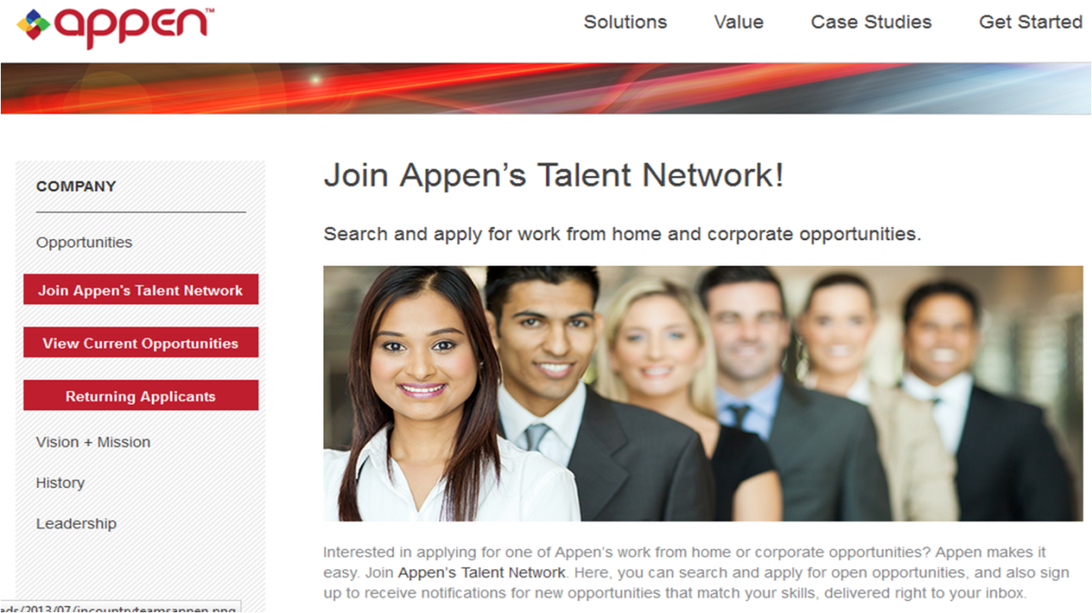 Appen Work from home Review