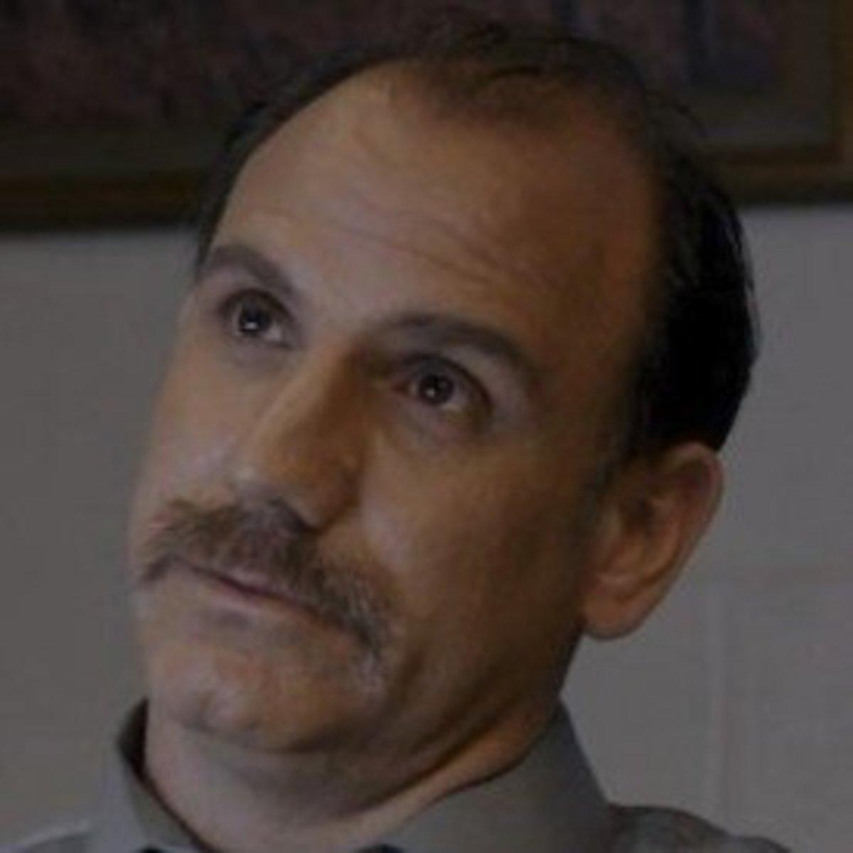 """Nick Sandow as """"Joe Caputo"""""""