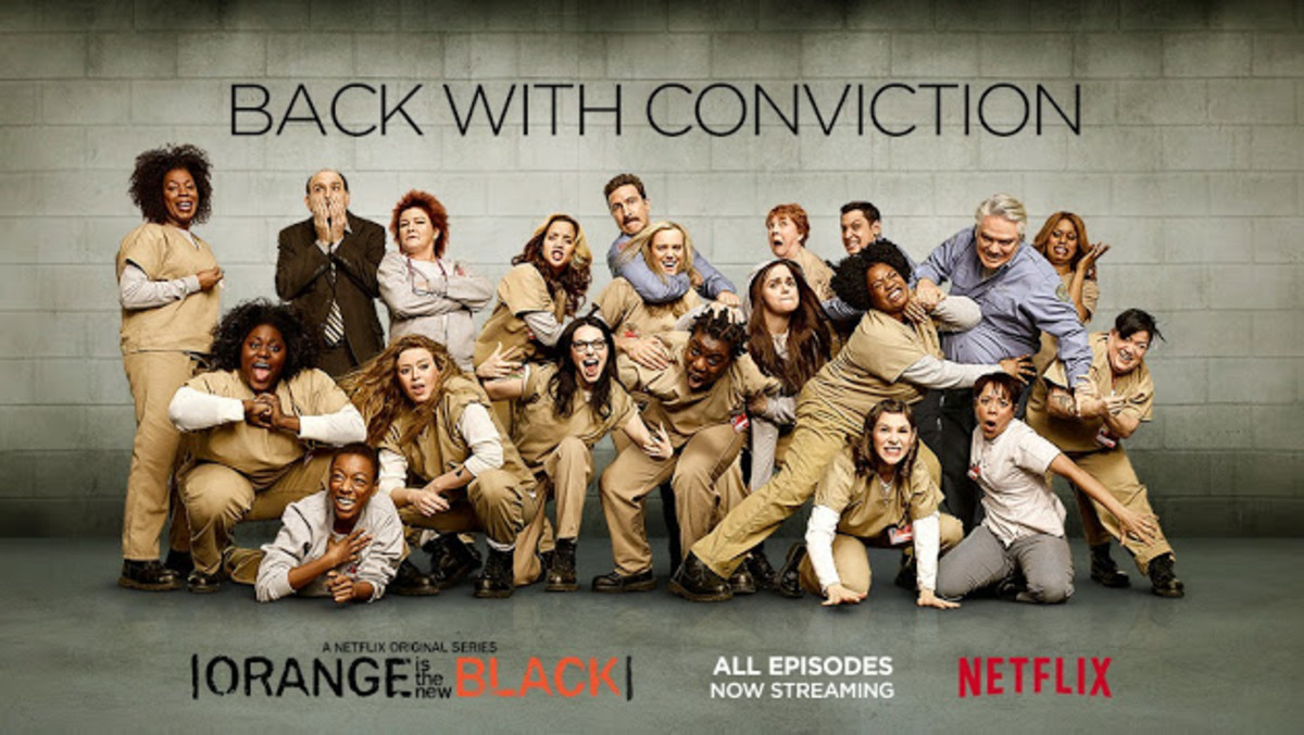 Ten Things you Didn't Know About the Orange is the New Black Cast Members
