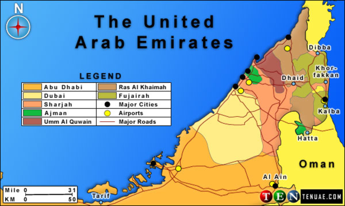 Zoos of the United Arab Emirates