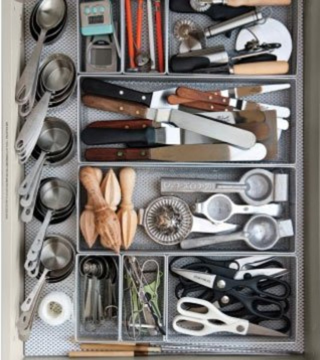 Small Kitchen Organizing Ideas   Click Pic for 20 DIY Kitchen Organization Ideas Kitchen Drawer Organizer