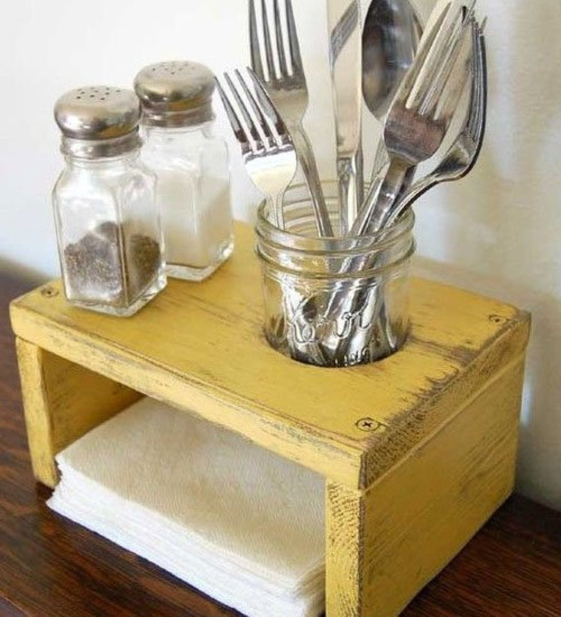 Small Kitchen Organizing Ideas   Click Pic for 20 DIY Kitchen Organization Ideas  Recycled Kitchen Organizer