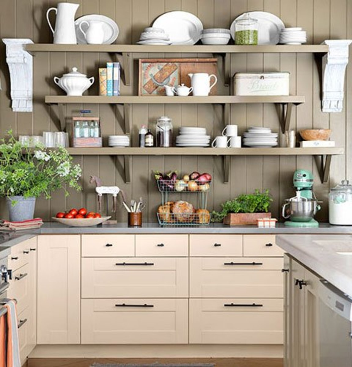 20 Diy Kitchen Storage Ideas Hubpages