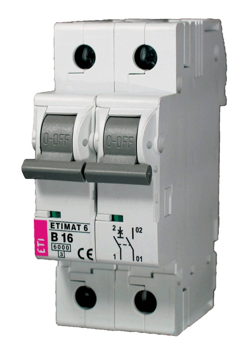 Difference between fuses and circuit breakers.