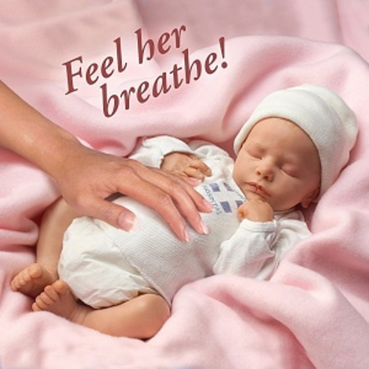 Breathing Baby Dolls: Most Cute Real Looking Baby Dolls ...