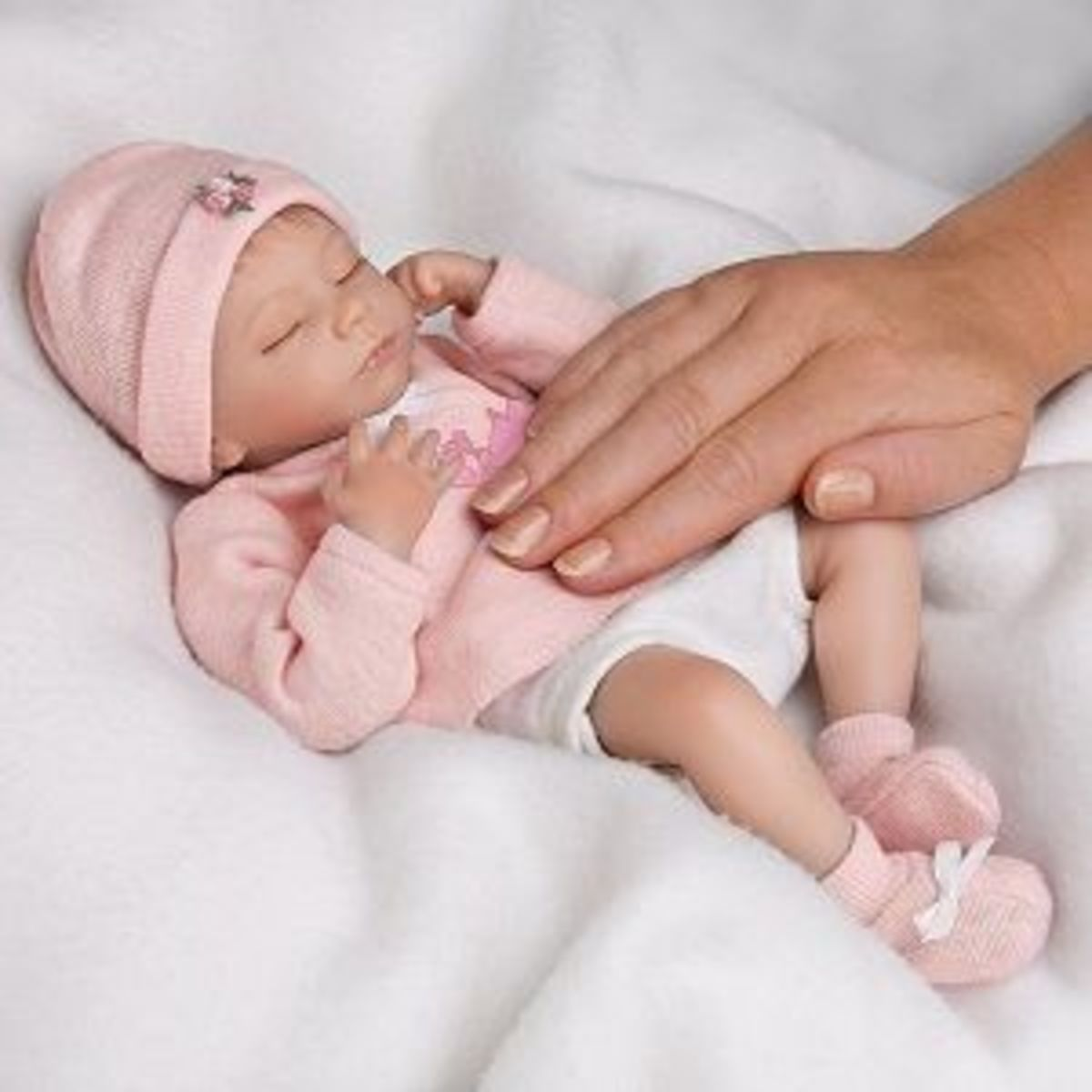 how to bring down newborn baby fever