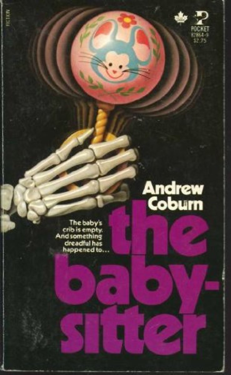 Cover of The Babysitter by Andrew Coburn