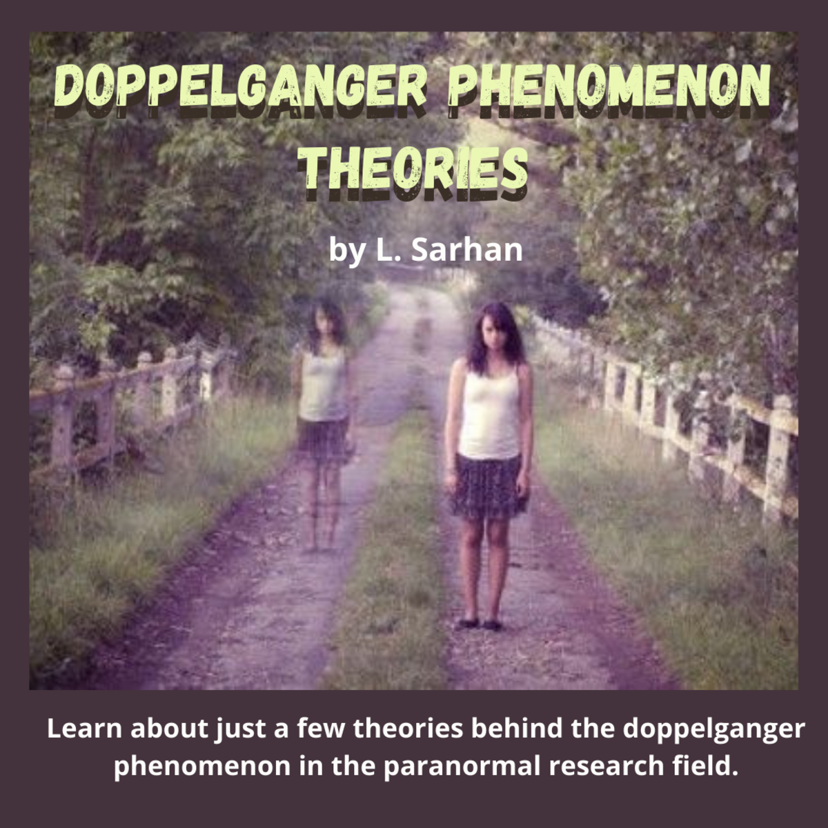 Doppelganger Phenomenon Theories