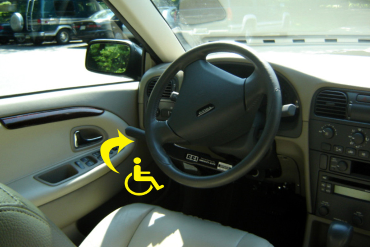 Adaptive Vehicle Options for People with Disabilities
