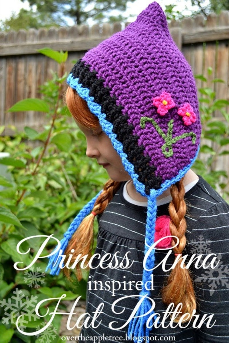Free Crochet pattern to Create Anas Hat