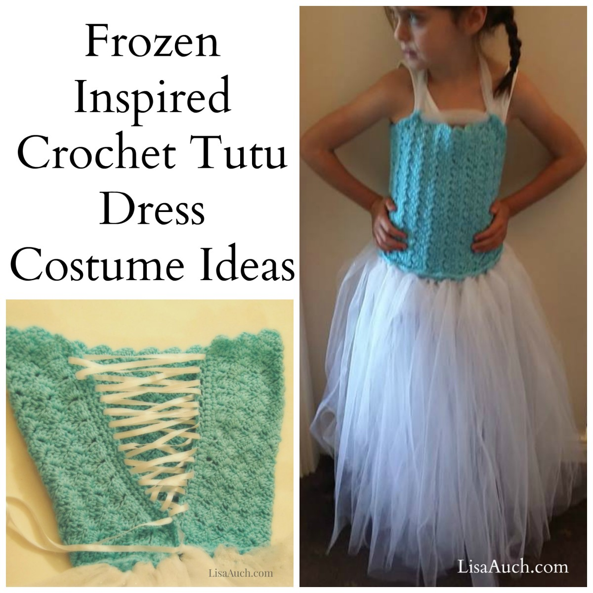 Frozen Costume Ideas - Elsa Inspired Tutu Dress