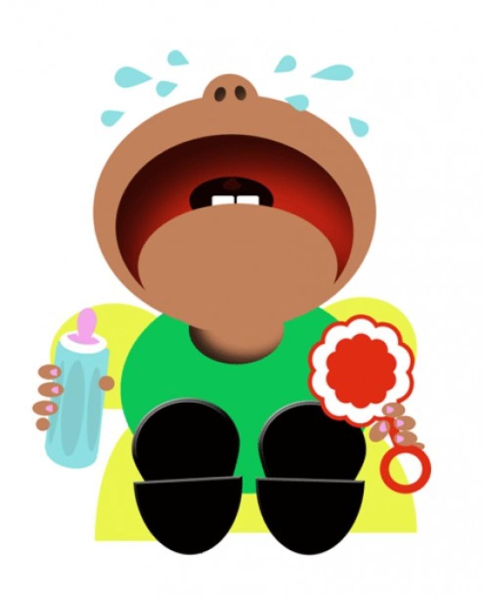 Free Baby Shower Clip Art
