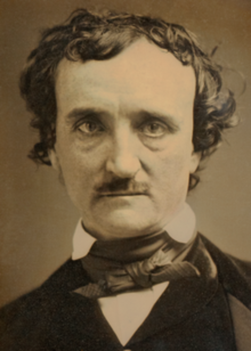Gothic Archetypes and Literary Devices in Edgar Allan Poe's The Raven and The Tell Tale Heart