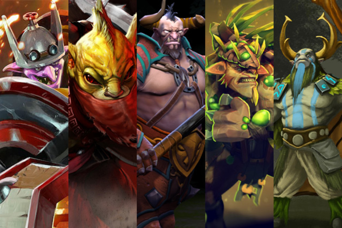 best dota 2 offlane heroes hubpages