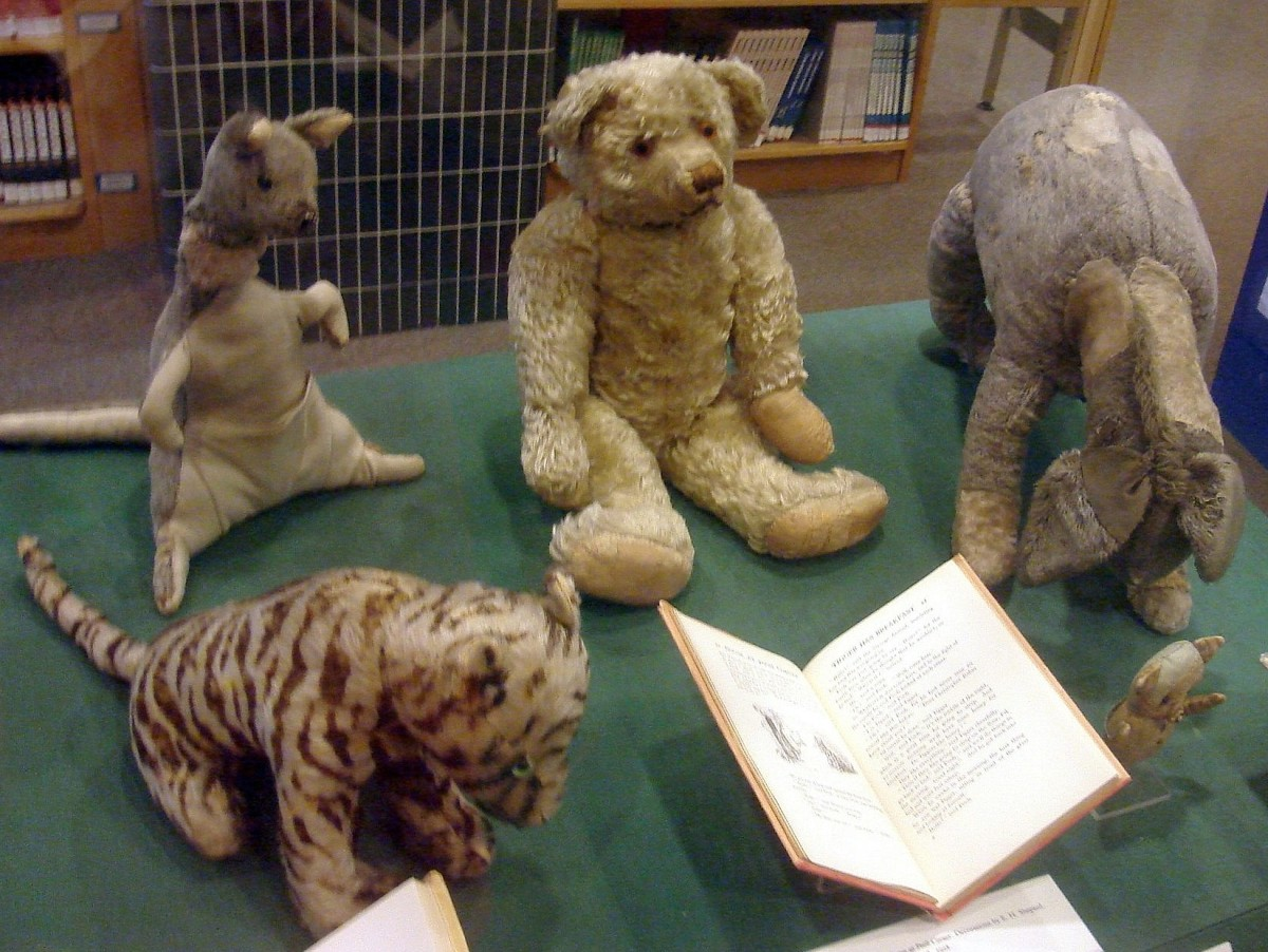 The Original Toys from Wikimedia Commons, Public Domain