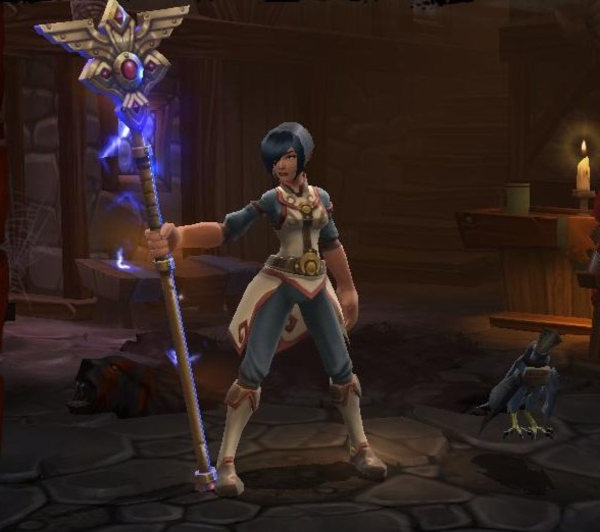 Torchlight 2: Electric Storm Embermage Build Guide