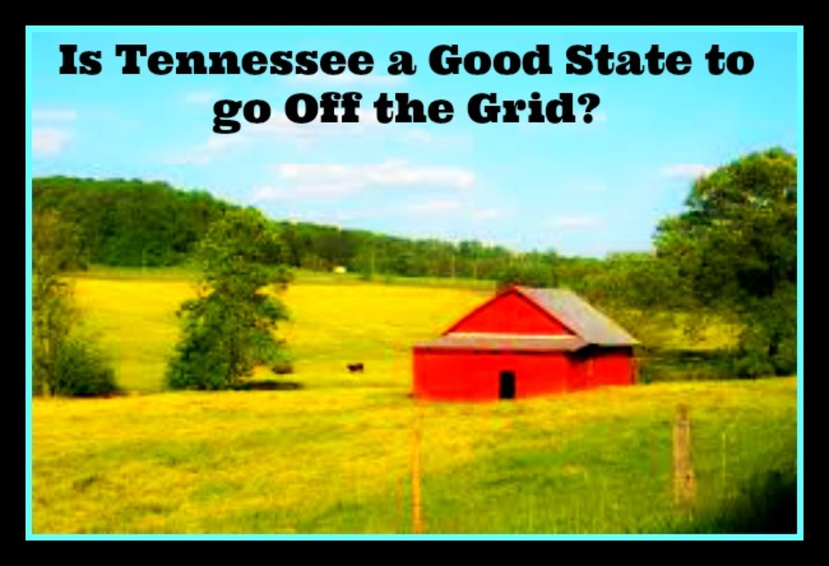 Is Tennessee a Good State to go Off the Grid?