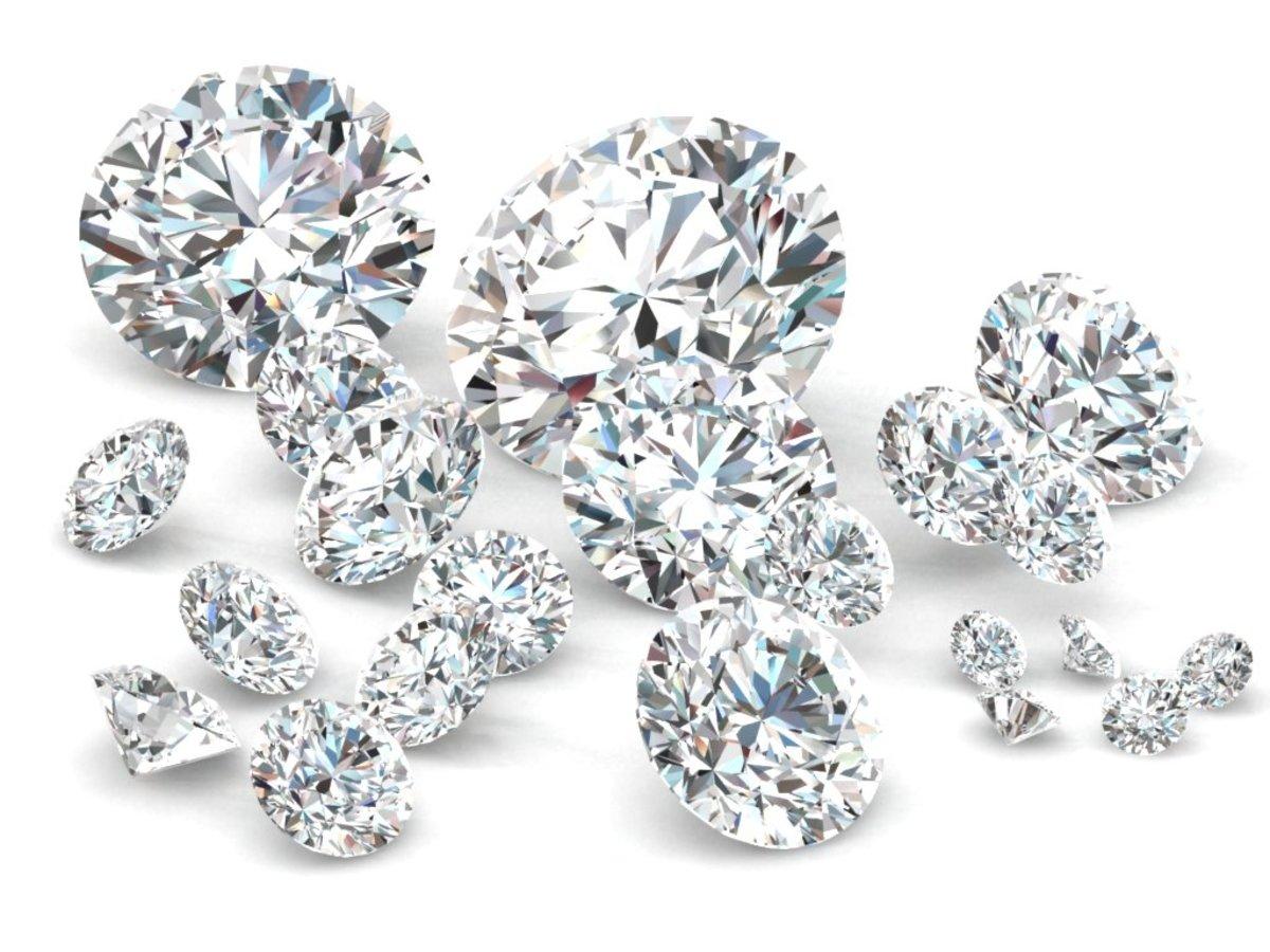 Diamond - Unbury a Treasure!