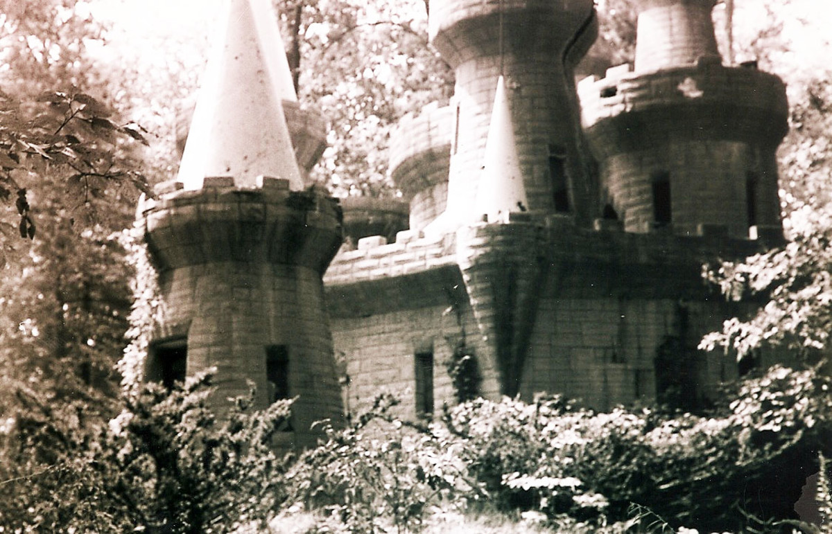 Baltimore's Enchanted Forest - A Storeybook Theme Park in Ruins