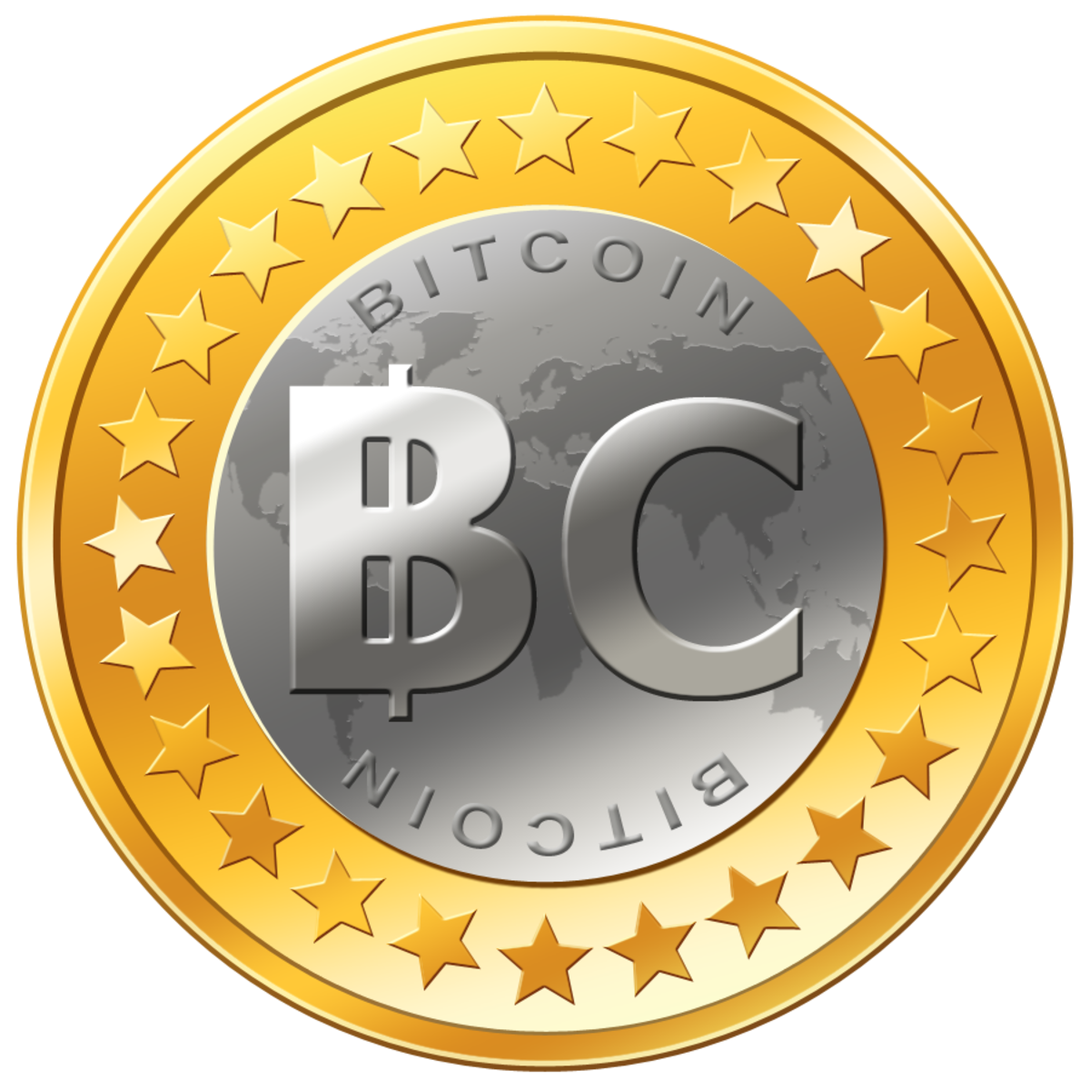 One of many Bitcoin images.