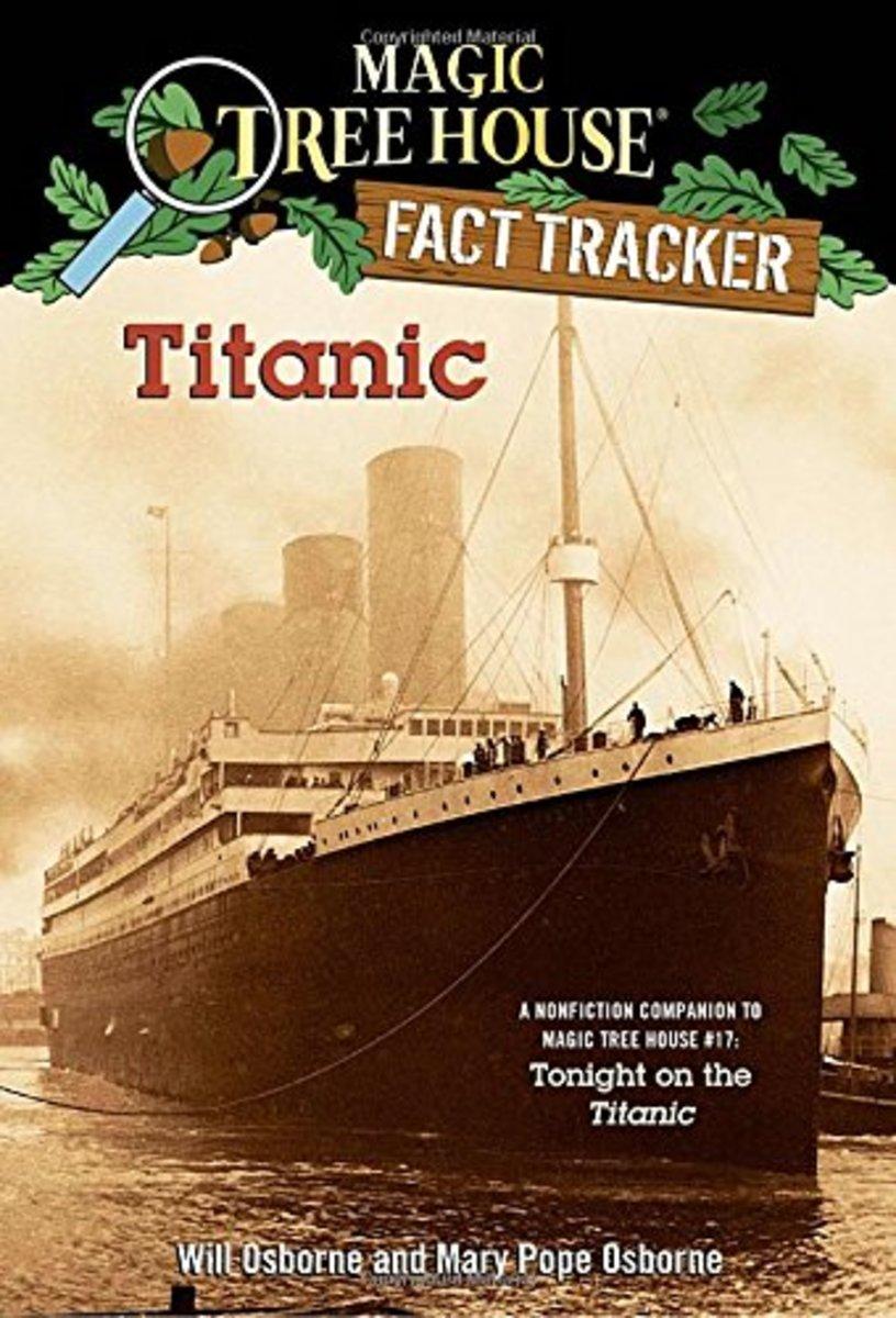 Titanic: A Nonfiction Companion to Magic Tree House