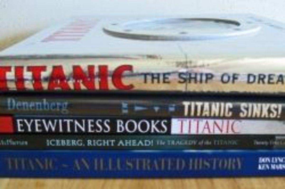 This site lists best resources for kids about the Titanic. Includes science and social studies books and sites.