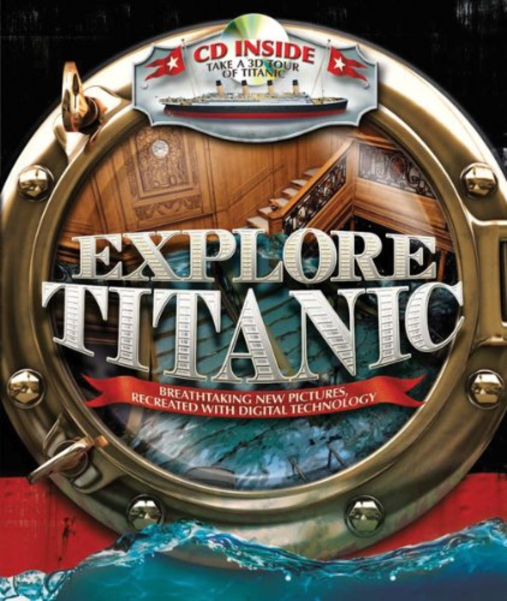 Explore Titanic: Breathtaking New Pictures