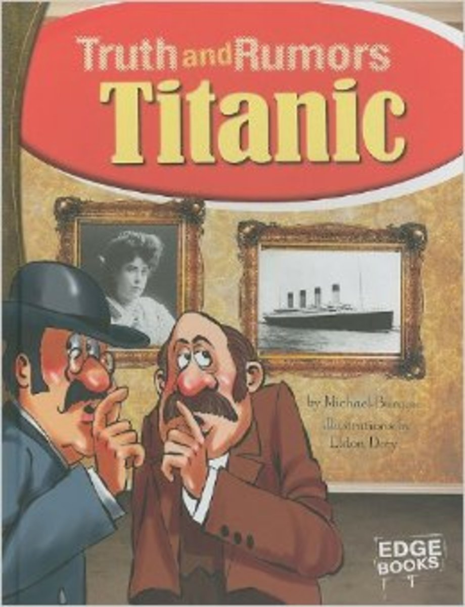 An interesting book on the Titanic for kids