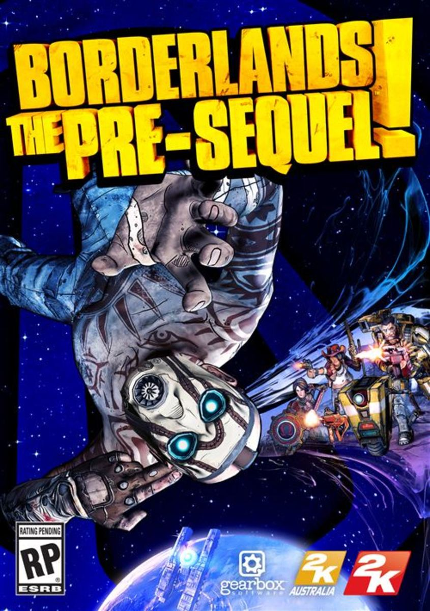 Borderlands the Presequel Level Up Guide