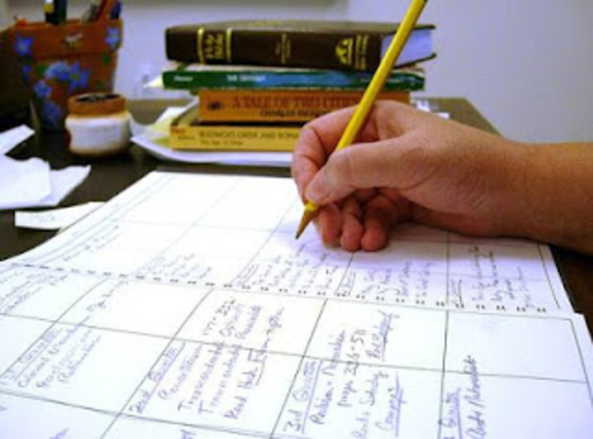 For smooth teaching-learning process, teacher plans and develops lesson well.