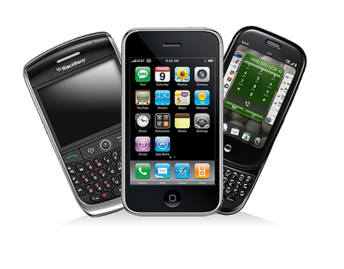 Cellular phone is employed as data transferring device in this lesson.