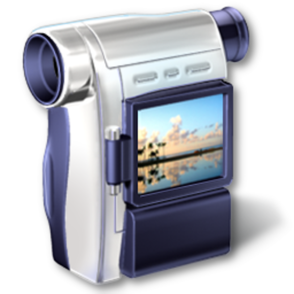 Video recorder is used to document the pupils' activity about gravity.